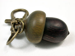 LV-2192 Acorn Pendant Box, Charm, Pill Holder from Camatillo & Verawood-SCREW CAP