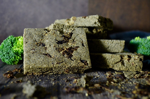 Beef Chip & Broccoli Bar For Dogs