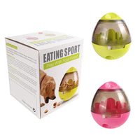 Eating Sport Interactive Puzzle Dog Toy
