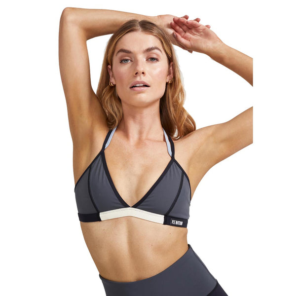 PE Nation Cross Header Sports Bra