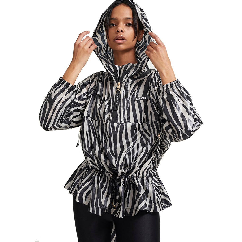 PE Nation Zebra Rematch Jacket
