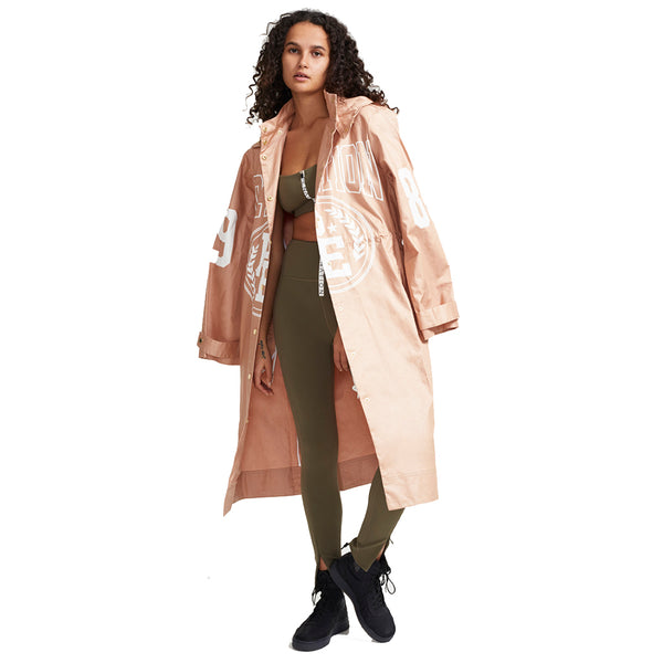 PE Nation Cross Court Trenchcoat