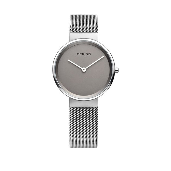 Bering Ladies Steel Watch