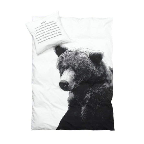 By Nord Junior Bedlinen Bear