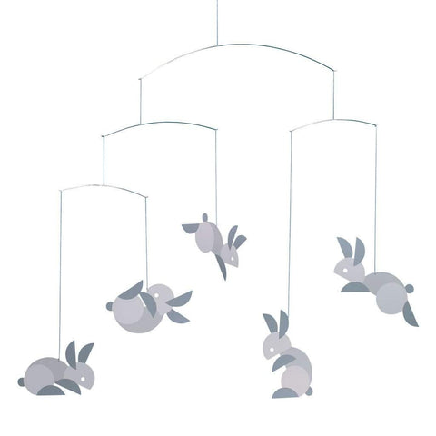 Flensted Circular Bunnies Mobile