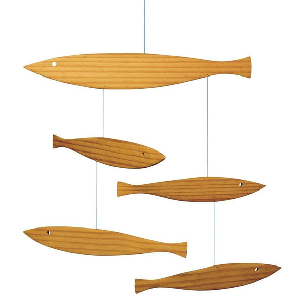 Flensted Floating Fish Mobile