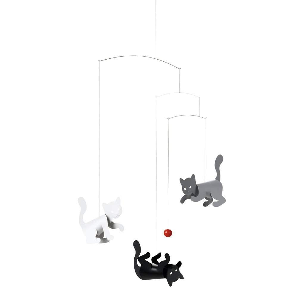 Flensted Kitty Cats Click-A-Mobile