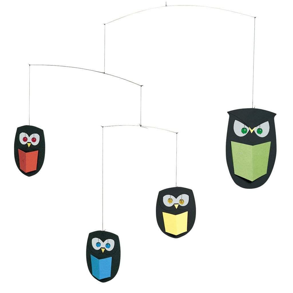 Flensted Wisest Owls Mobile