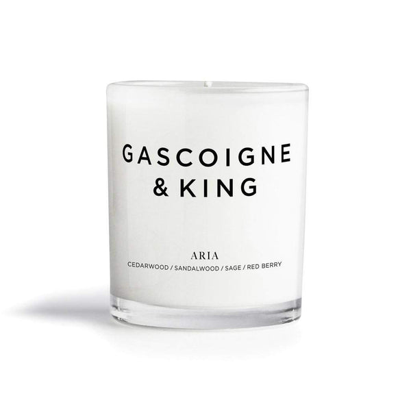 Gascoigne & King Aria 300ml Soy Candle