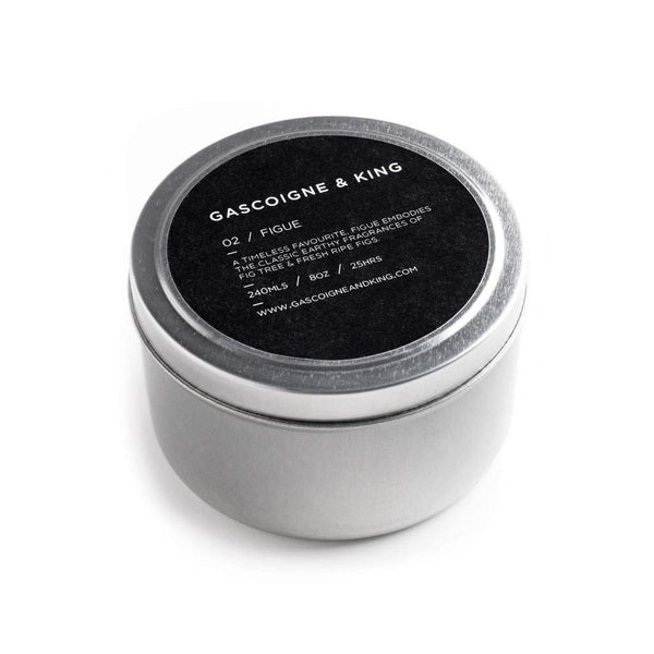 Gascoigne & King Figue Travel Candle
