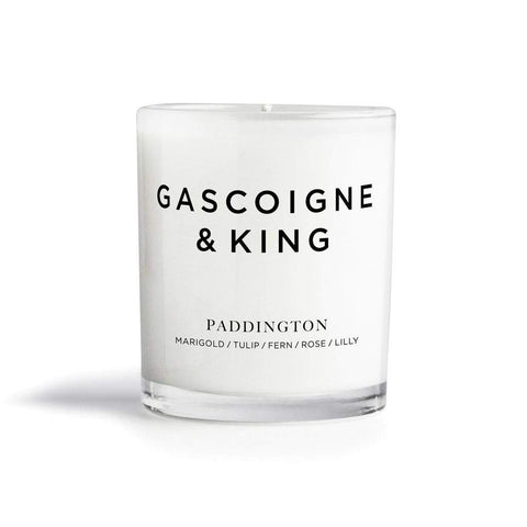 Gascoigne & King Paddington 300ml Soy Candle