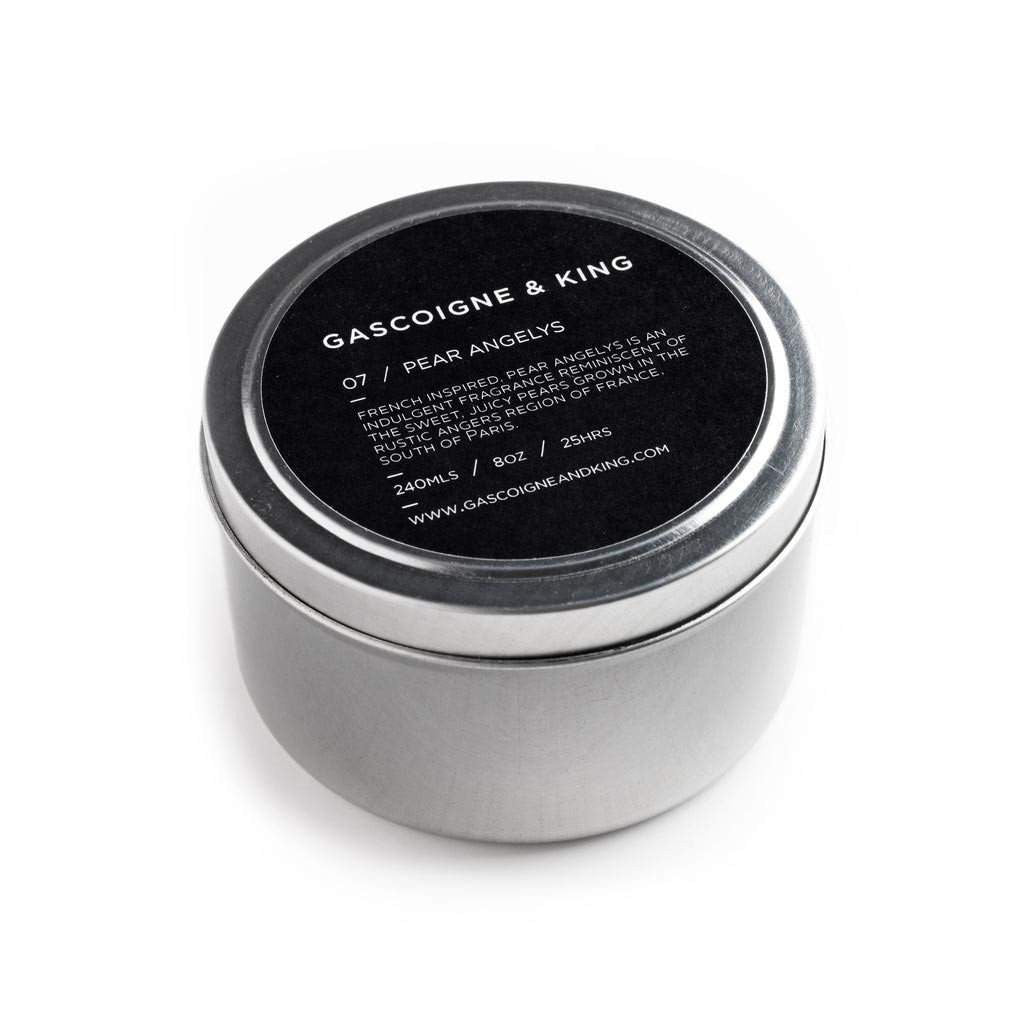 Gascoigne & King Camille Travel Candle