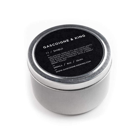 Gascoigne & King Shibui Travel Candle