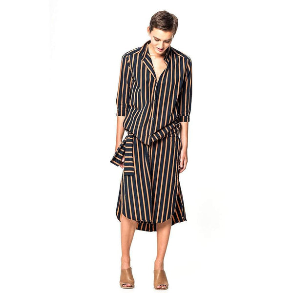 Humanoid Betsy Stripe Dress