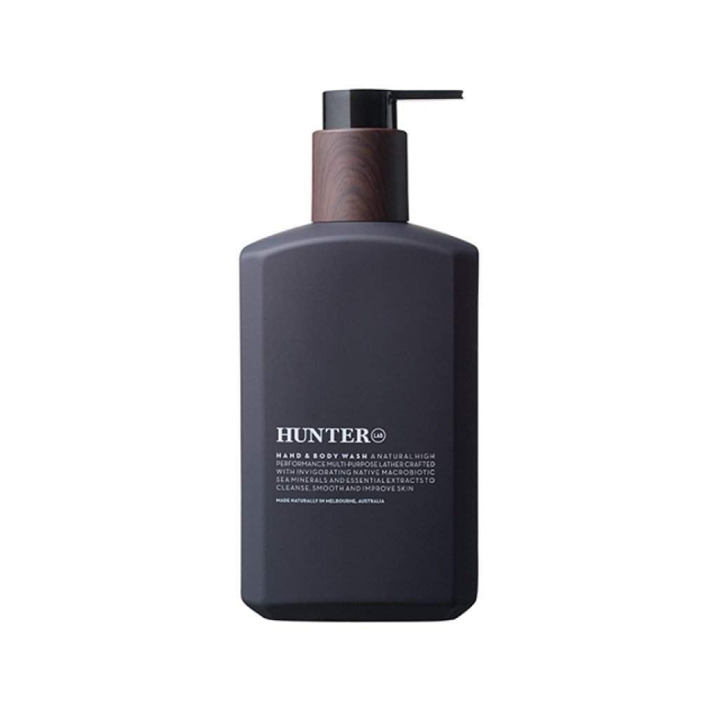 Hunter Lab Hand & Body Wash 550ml