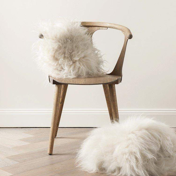 Icelandic Sheepskin Cushion 50x50cm