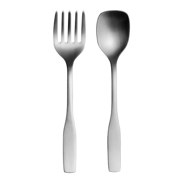 Iittala Citterio 98 Serving Set, Matt Polished