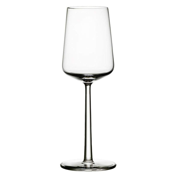 Iittala Essence White Wine Glasses, Set of 4