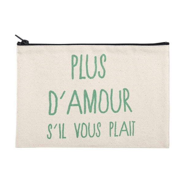 La Cerise Large Wallet Plus D'Amour