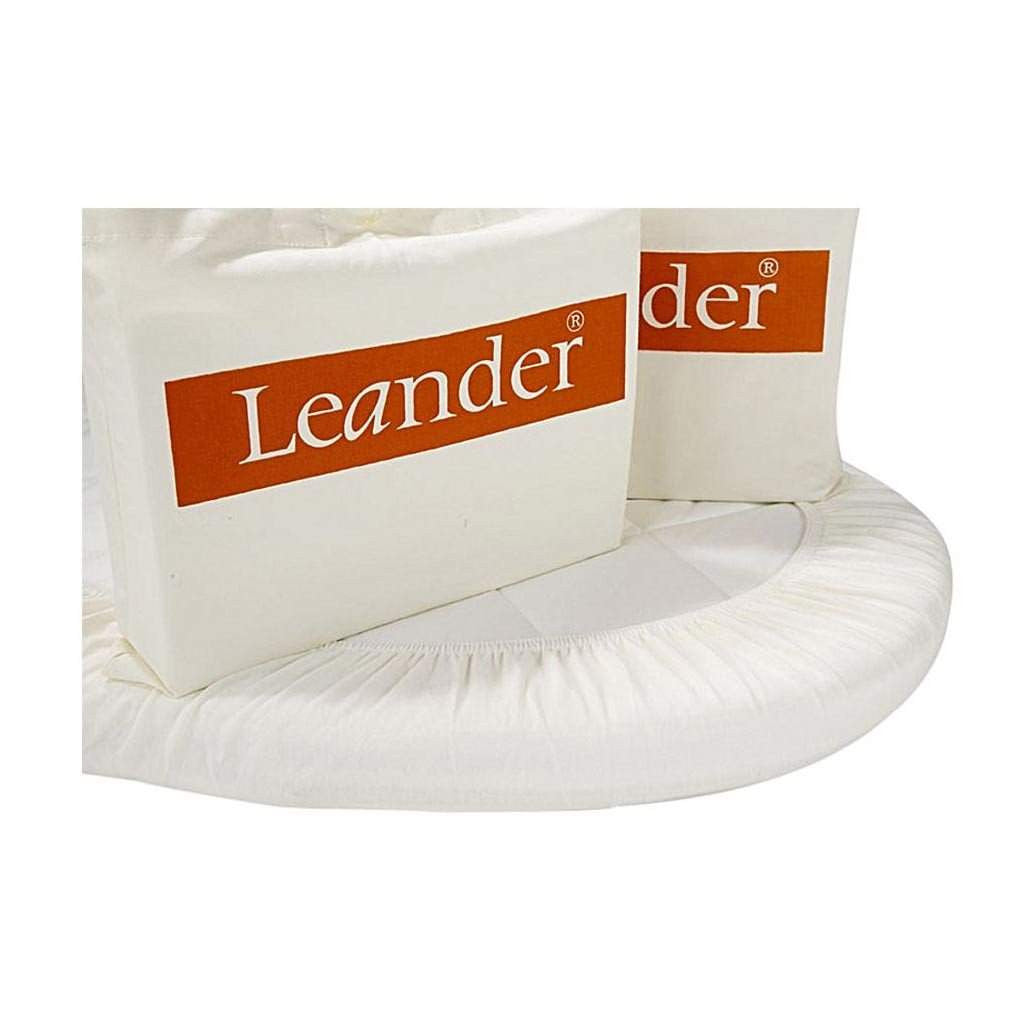 Leander Bed Sheet Set, 2 Fitted