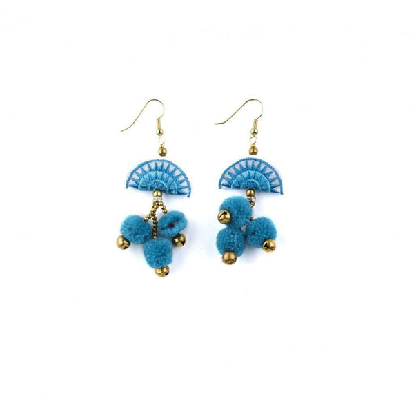Lumiere Art & Co Camon Earrings