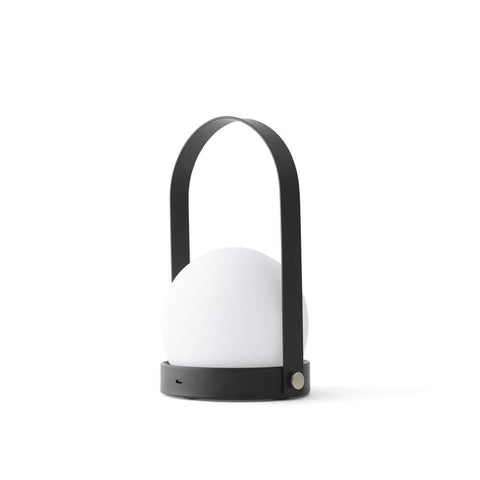 Menu Carrie Black LED Lamp