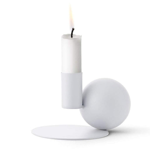 Menu Optical Candle Holder