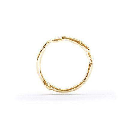 Natalie Marie Organic Gold Band