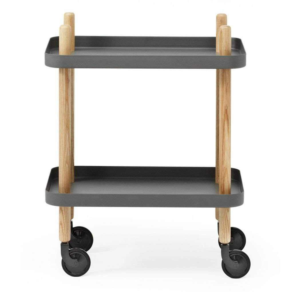 Normann Block Table