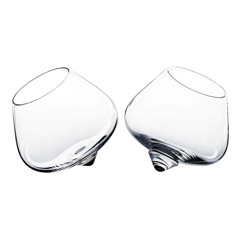 Normann Cognac Glasses, Set of  2