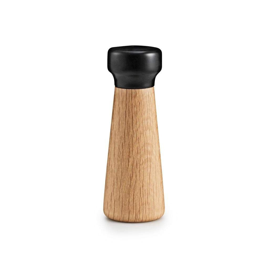 Normann Craft Pepper Mill Small Oak/Black