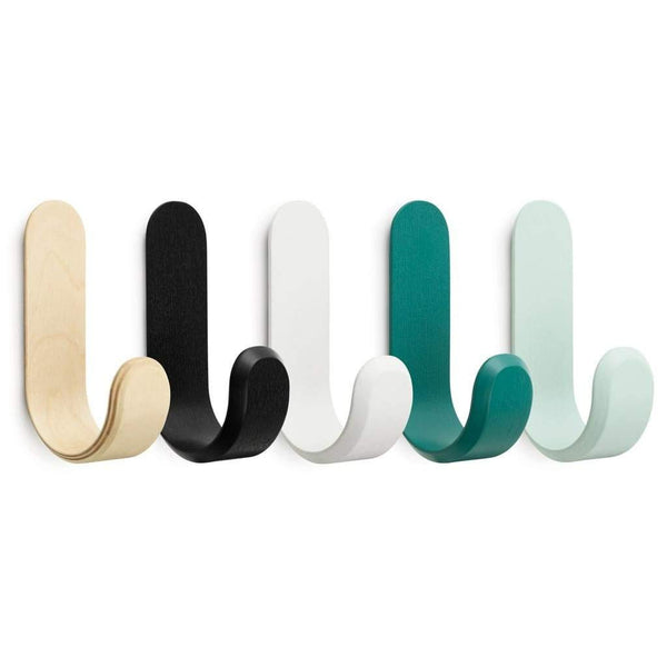 Normann Curve Hook Family All Colours