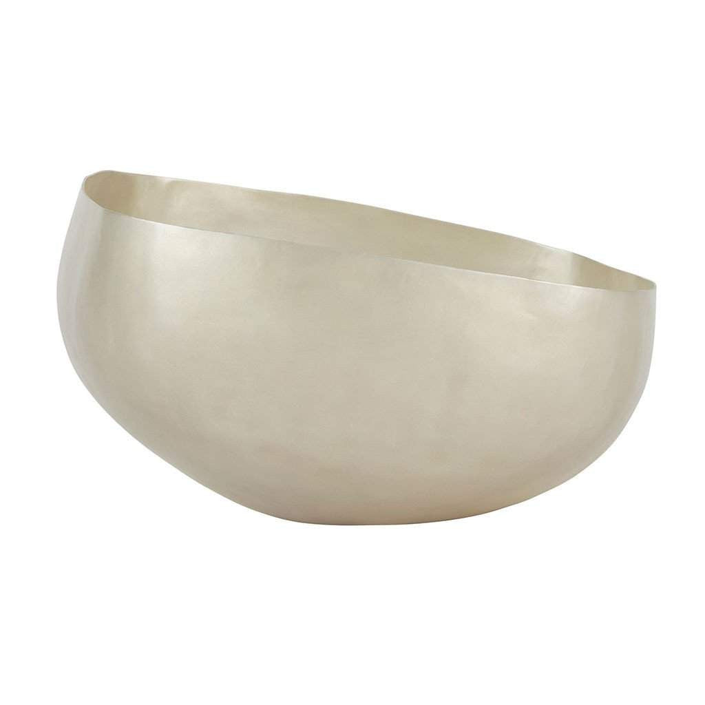 Tom Dixon Bash Square Bowl, Silver, Large