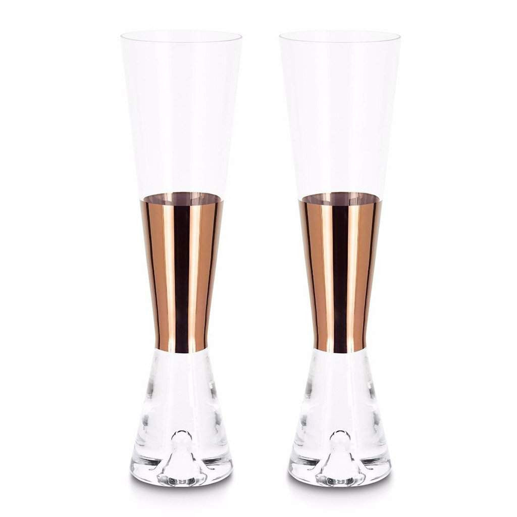 Tom Dixon Tank Champagne Glasses Set of 2