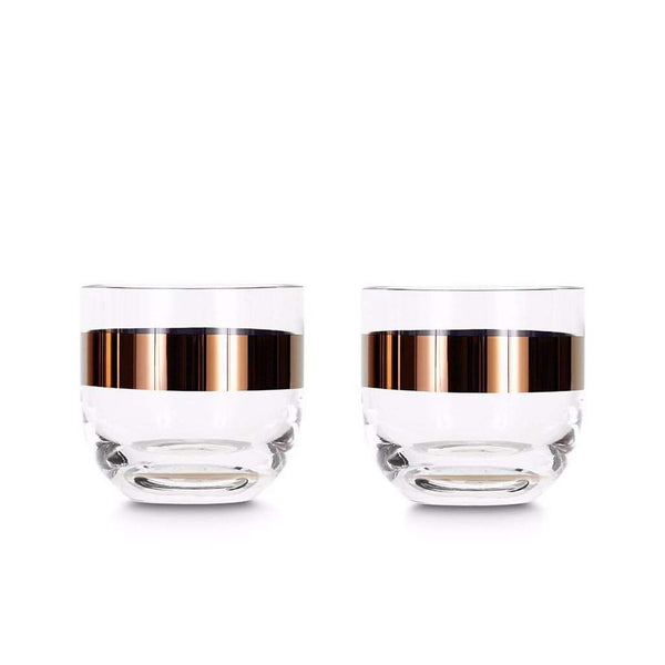 Tom Dixon Tank Whiskey Glasses Set of 2