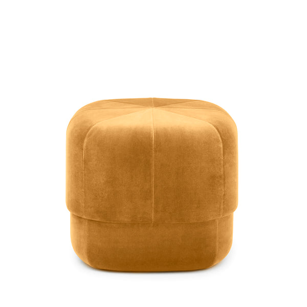 Normann Circus Velour Small Pouf