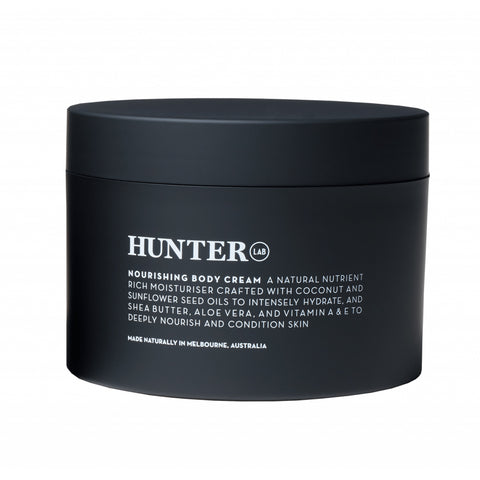 Hunter Lab Nourishing Linen Body Cream
