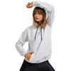 PE Nation Grey Marle Baseline Endurance Hoodie