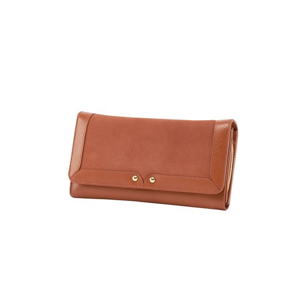 Sancia Florence Wallet - Brandy