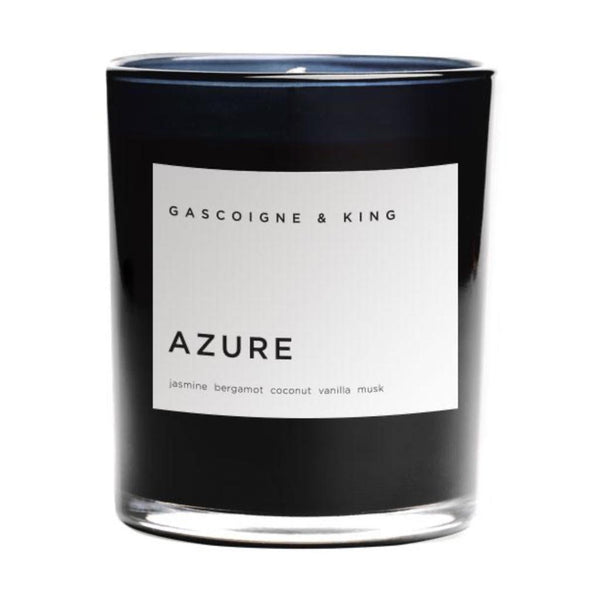 Gascoigne & King Azure 300ml Soy Candle