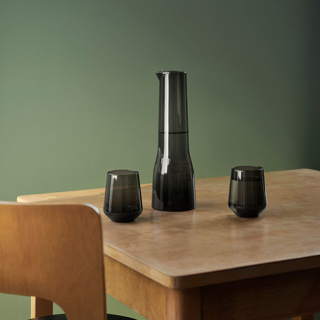 Iittala Essence Pitcher Dark Grey
