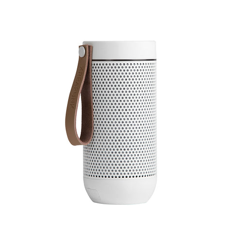 Kreafunk Afunk White Edition Bluetooth Speaker