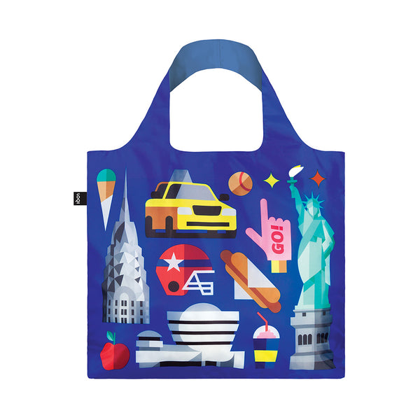 Loqi Shopping Bag Hey Collection