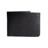 Corban and Blair Elliot Mason Slim Leather Wallet