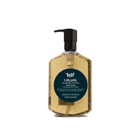 Leif Lillypilly Hand Wash 500ml