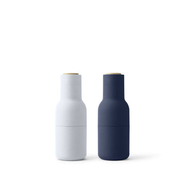 Menu Bottle Grinder Set Classic Blue