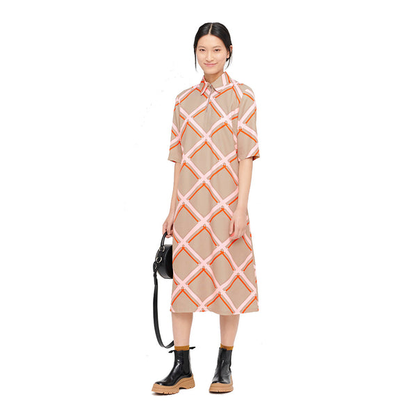 Marimekko Suvannot Haamuruutu Dress
