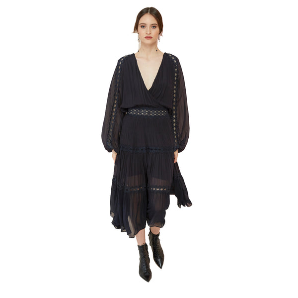 Magali Pascal Camille Maxi Dress