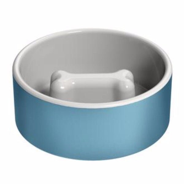 Magisso Dog Bowl Blue