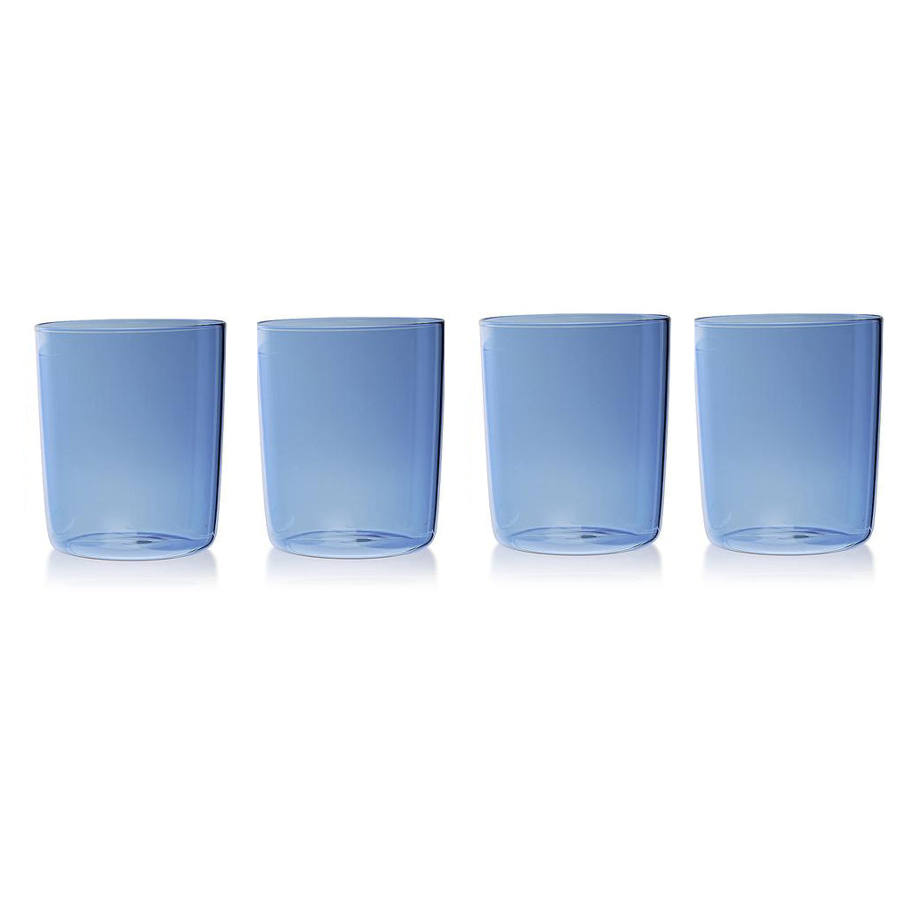 Maison Balzac Azure Large Gobelet (Set of 4)